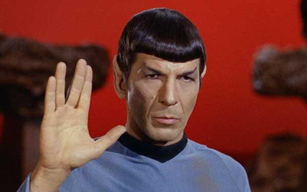 Leonard Nimoy Mr. Spock