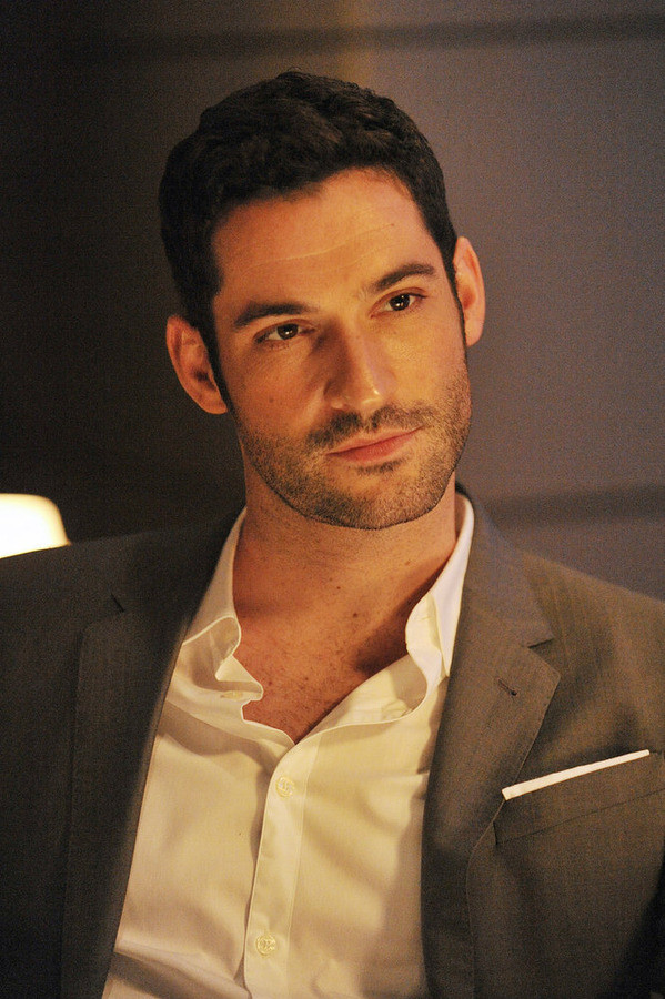Tom Ellis To Play Luci...