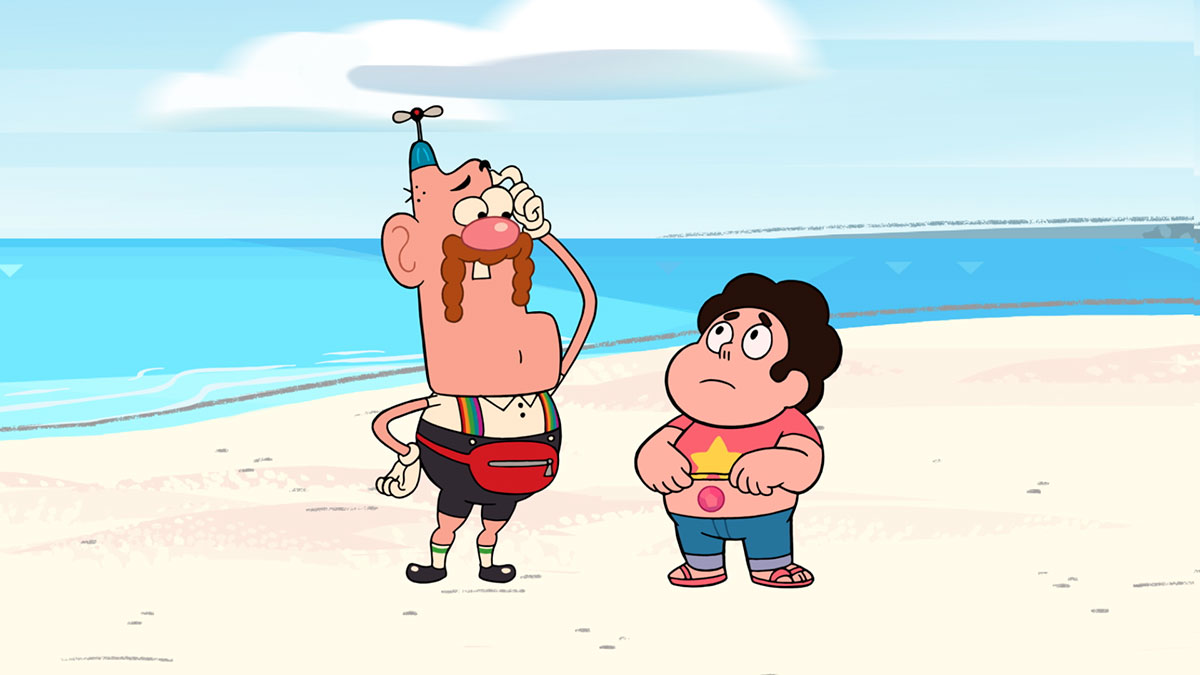 Steven Universe/Uncle Grandpa Say Uncle