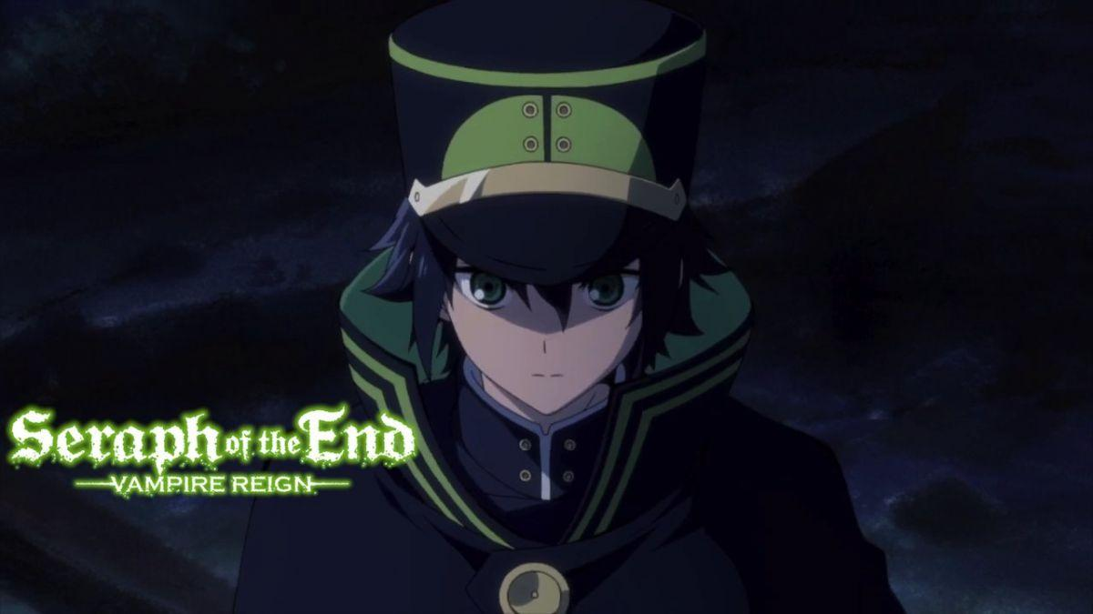 "Anime Limited Obtains UK and EU Rights To ""Seraph of the End"""