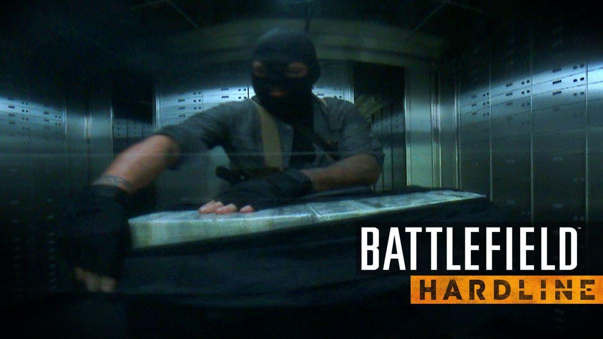 Battlefield Hardline Trailer - The Heist