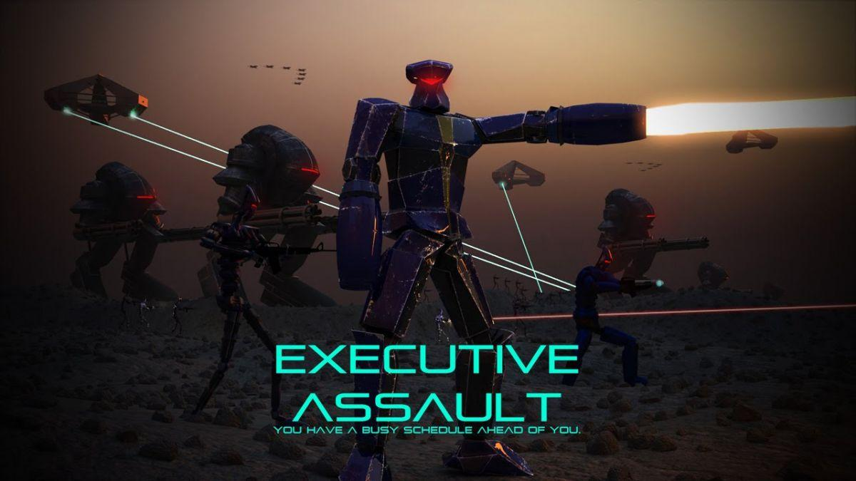 Executive Assault Launched On Steam As Early Access