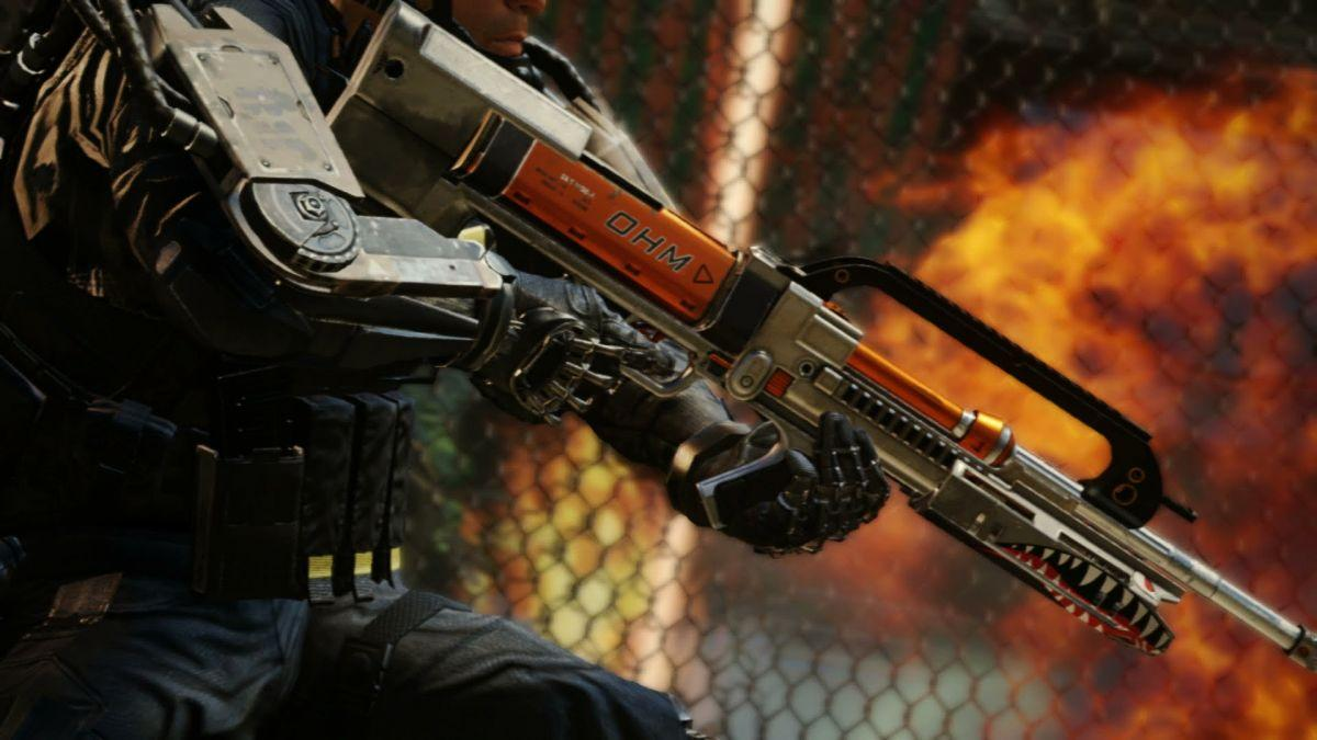 Xbox COD:AW Season Pass Holders Get Early Access To Ascendance DLC Bonus Weapon