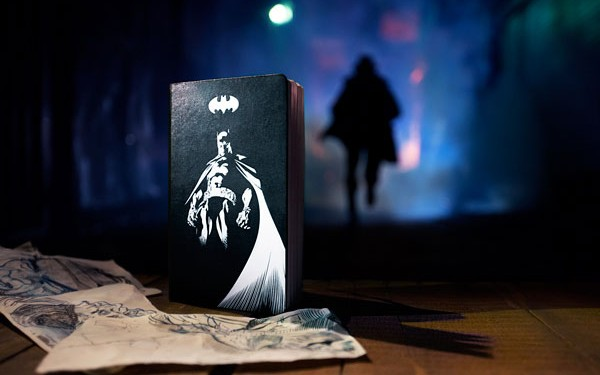 Batman Moleskine Notebook Collection