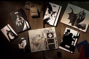 Batman Moleskine Notebook Collection