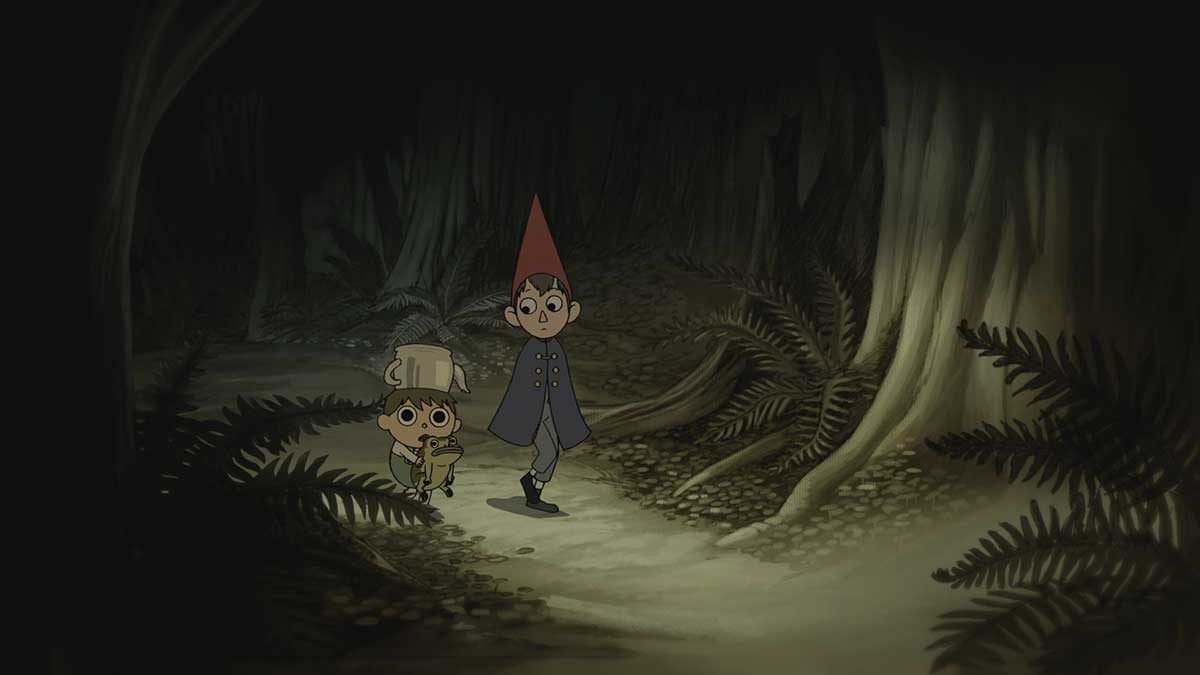 """Review: """"Over the Garden Wall"""" UK Premiere: Tests Your ..."""