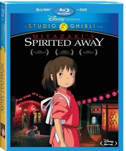 Spirited Away Blu-ray Combo Pack