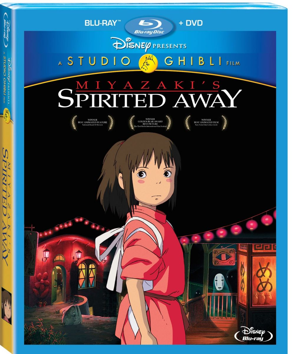 Review Spirited Away Miyazaki S Encouragement To Children Anime Superhero News