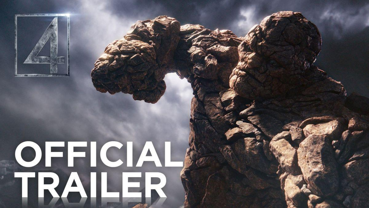 Fantastic Four Official Trailer