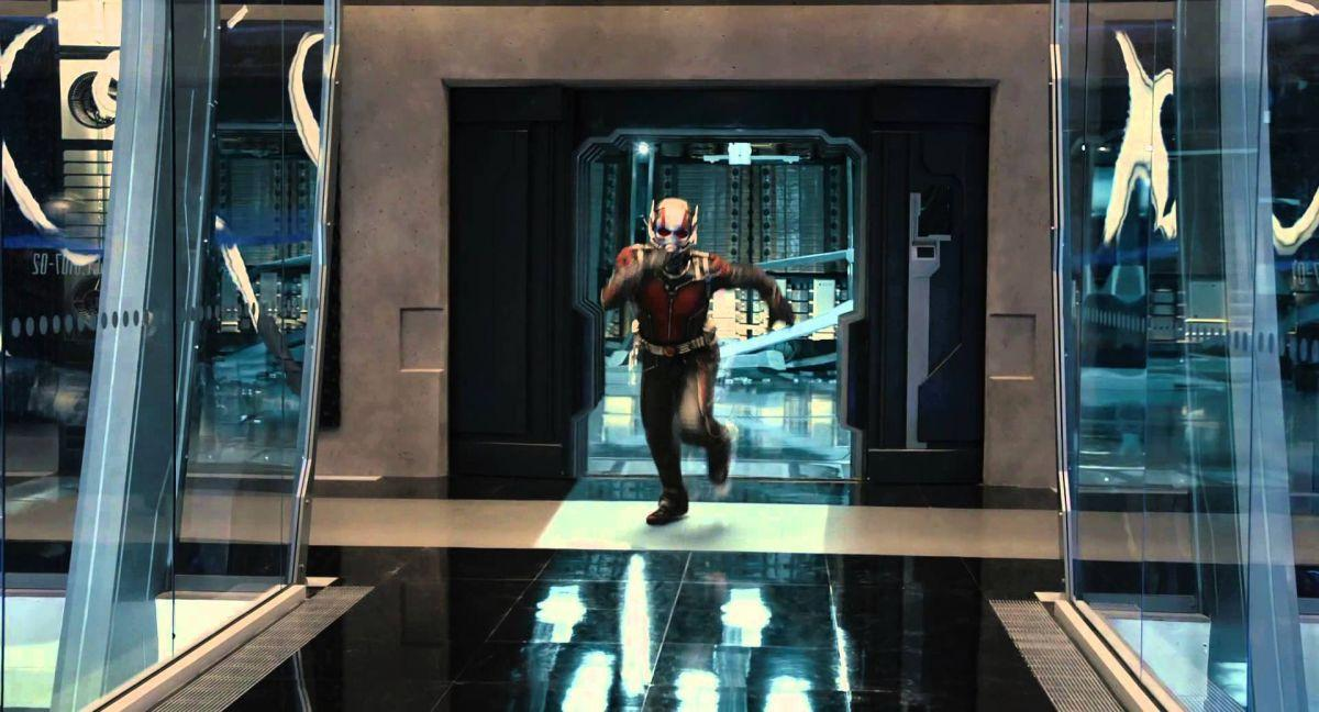 Get The Bug Spray - Marvel Releases Ant Man Trailer