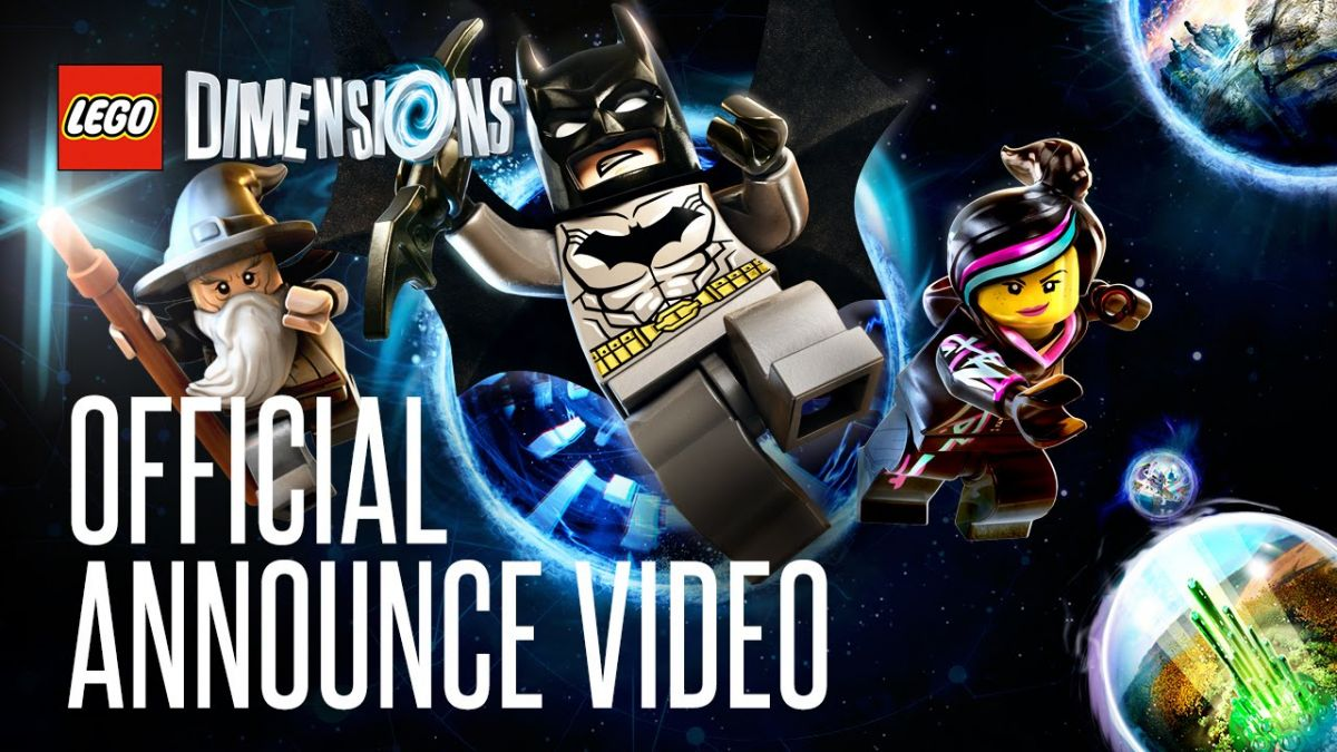 LEGO Dimensions Announcement Trailer