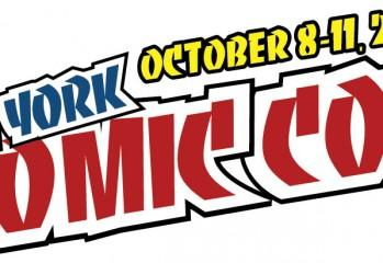 New York Comic Con 2015 NYCC Logo