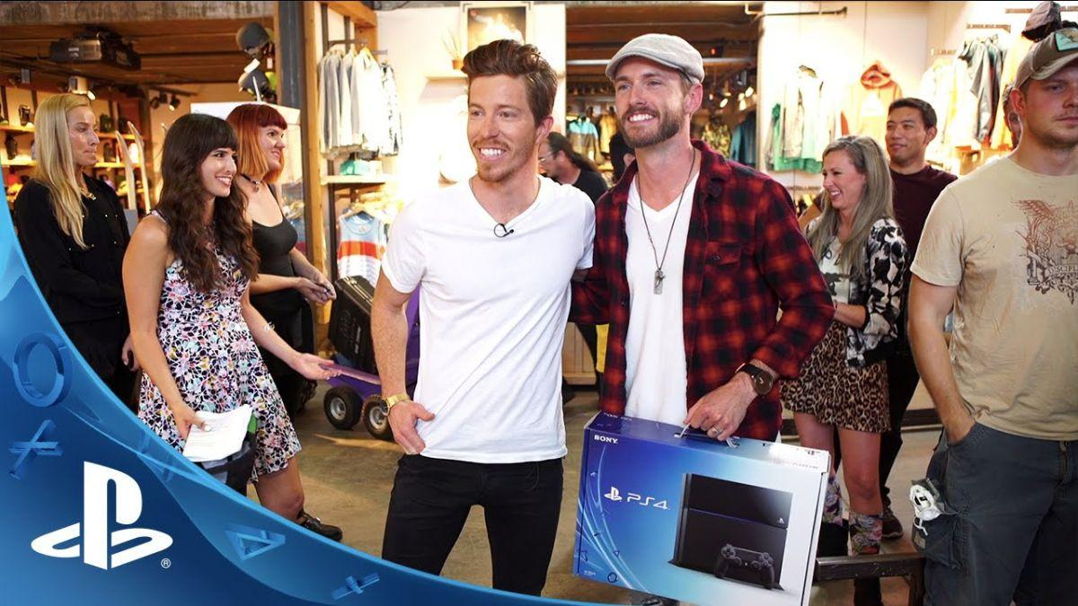 PlayStation Heroes: Shaun White Plays Destiny