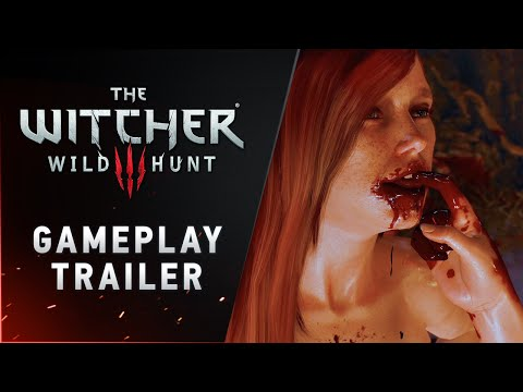 The Witcher 3: The Wild Hunt Gameplay Trailer