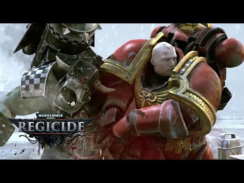 Warhammer 40,000: Regicide Gameplay Trailer