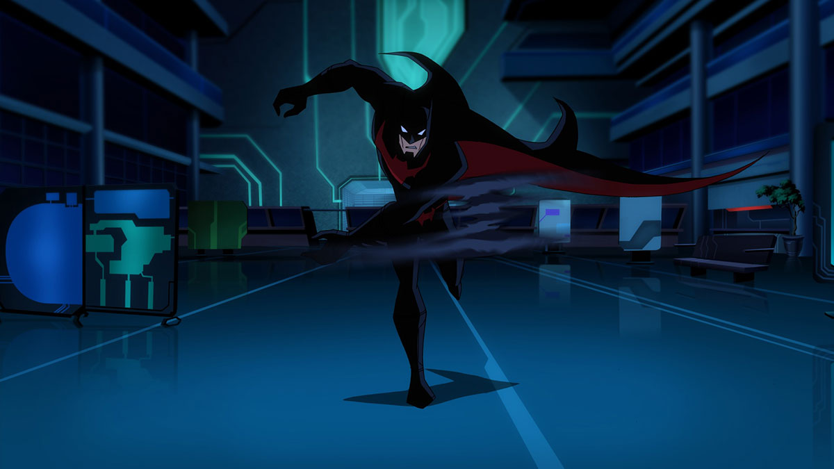 "Animal Instincts 3 Full Movie clip: nightwing vs. cheetah in ""batman unlimited: animal"