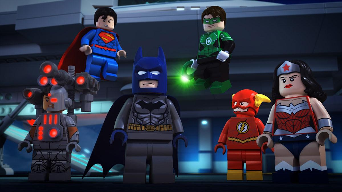 LEGO® DC Comics Super Heroes – Justice League: Attack of the Legion of Doom!