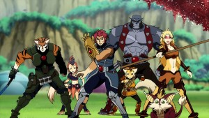 ThunderCats 2011 Cast