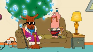 Uncle Grandpa Are You Talkin to Tree