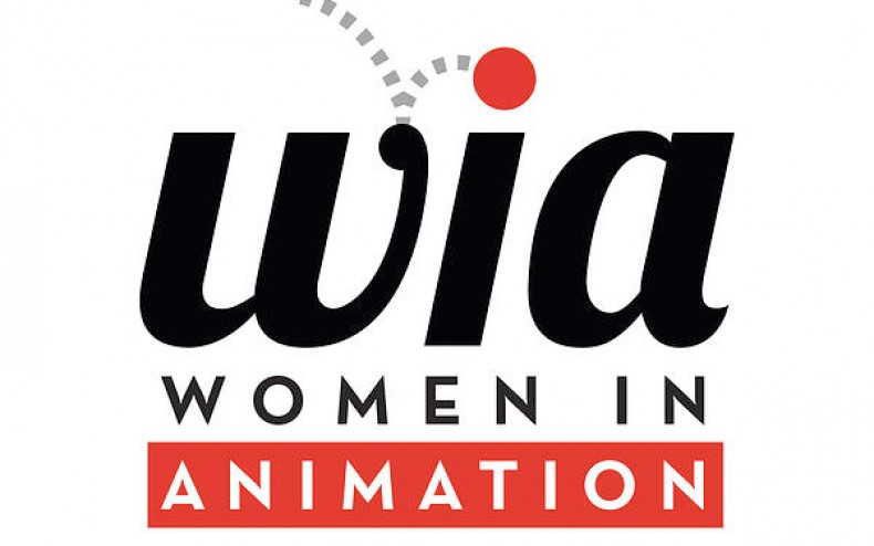 Women in Animation Logo
