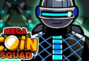 Adult Swim Games Brings Out Mega Coin Squad For Xbox One This Week