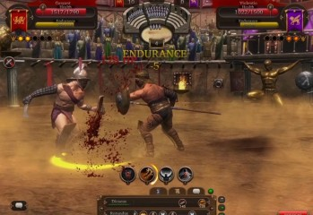 Gladiators Online: Death Before Dishonor Now Live