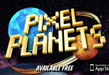 Mobile Game Pixel Planets Is Free