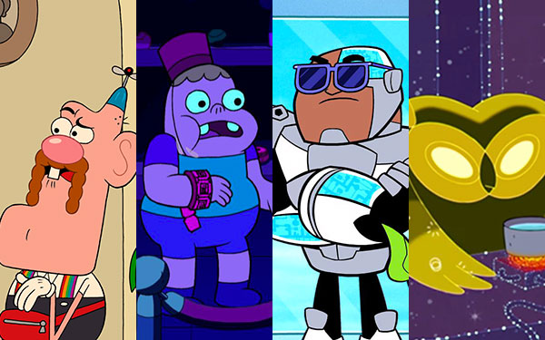 Clip Cartoon Network Premieres For May 11, 2014 -7920