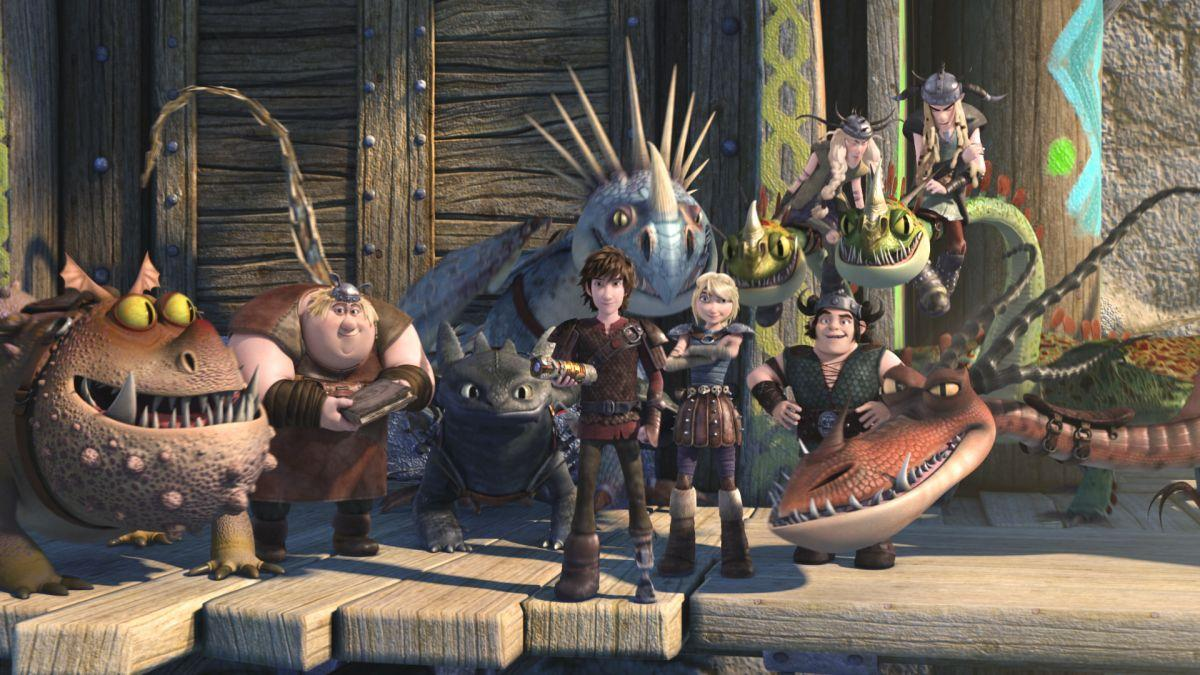 """Review: """"DreamWorks Dragons: Race to the Edge"""" Races to a New"""