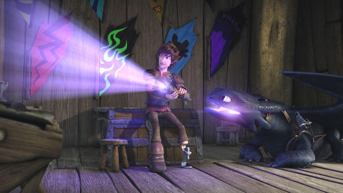 دانلود انیمیشن مربی اژدها 2016