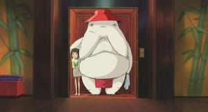Spirited Away Much Love to the Radish Spirit
