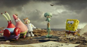 The SpongeBob Movie: Sponge Out of Water It Happens When I'm Nervous