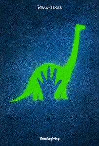 The Good Dinosaur Cave Painting Teaser Poster