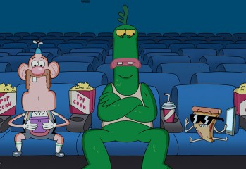 Uncle Grandpa at the Movies