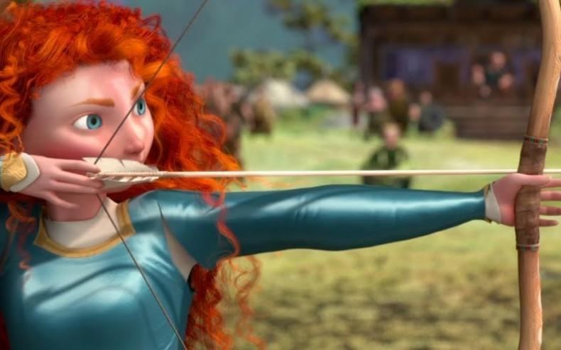 "Disney/Pixar ""Brave"" Trailer Analysis"