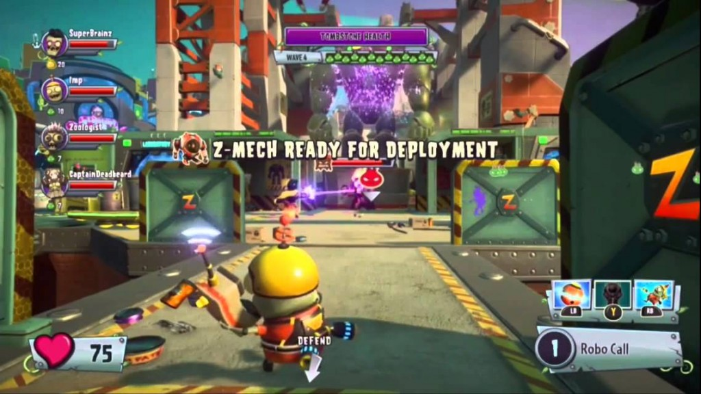Plants Vs Zombies Garden Warfare 2 Comes Marching Spring 2016 Toonzone News
