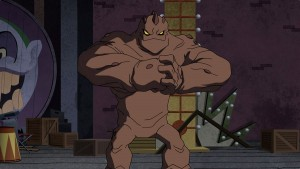 Batman Unlimited Monster Mayhem Clayface
