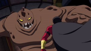Batman Unlimited Monster Mayhem Clayface Robin