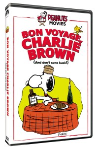 Bon Voyage, Charlie Brown DVD Box Art