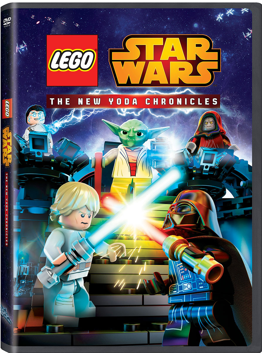 review lego star wars the new yoda chronicles and. Black Bedroom Furniture Sets. Home Design Ideas