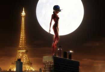 MiraculousLadyBug_ParisMoonlight
