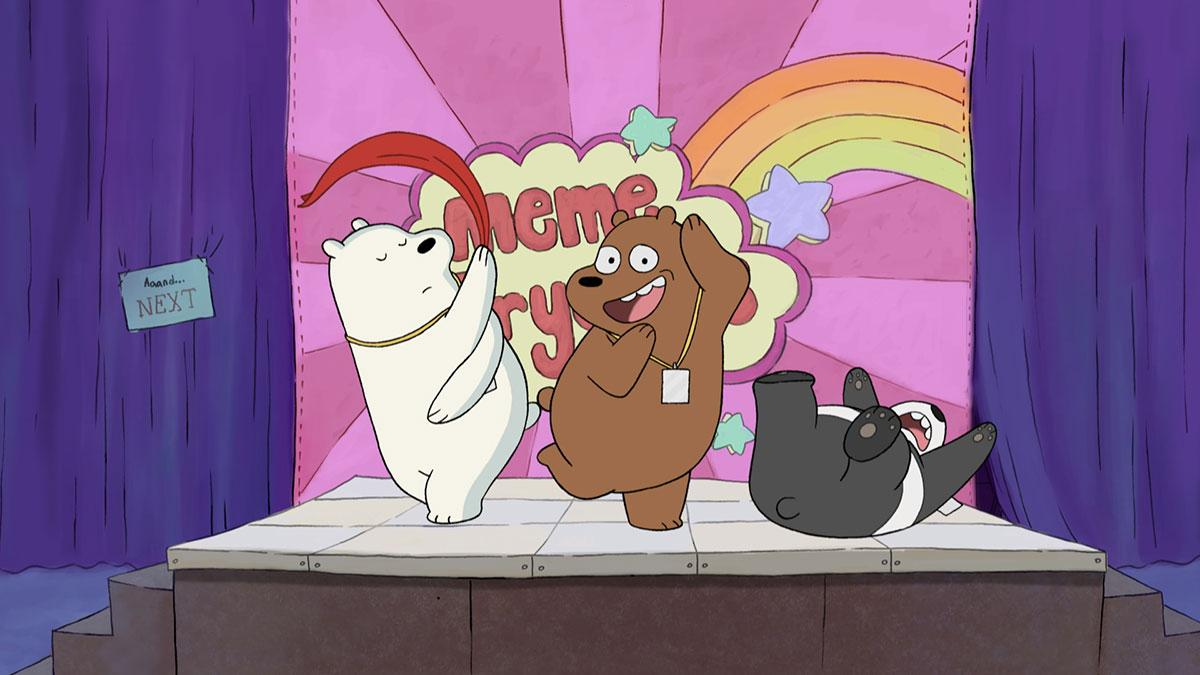 We Bare Bears Viral Video