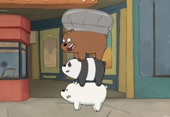 We Bare Bears Burrito