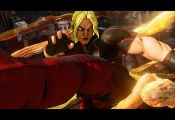 SDCC: Ken Announced For Street Fighter V, Playable On Show Floor