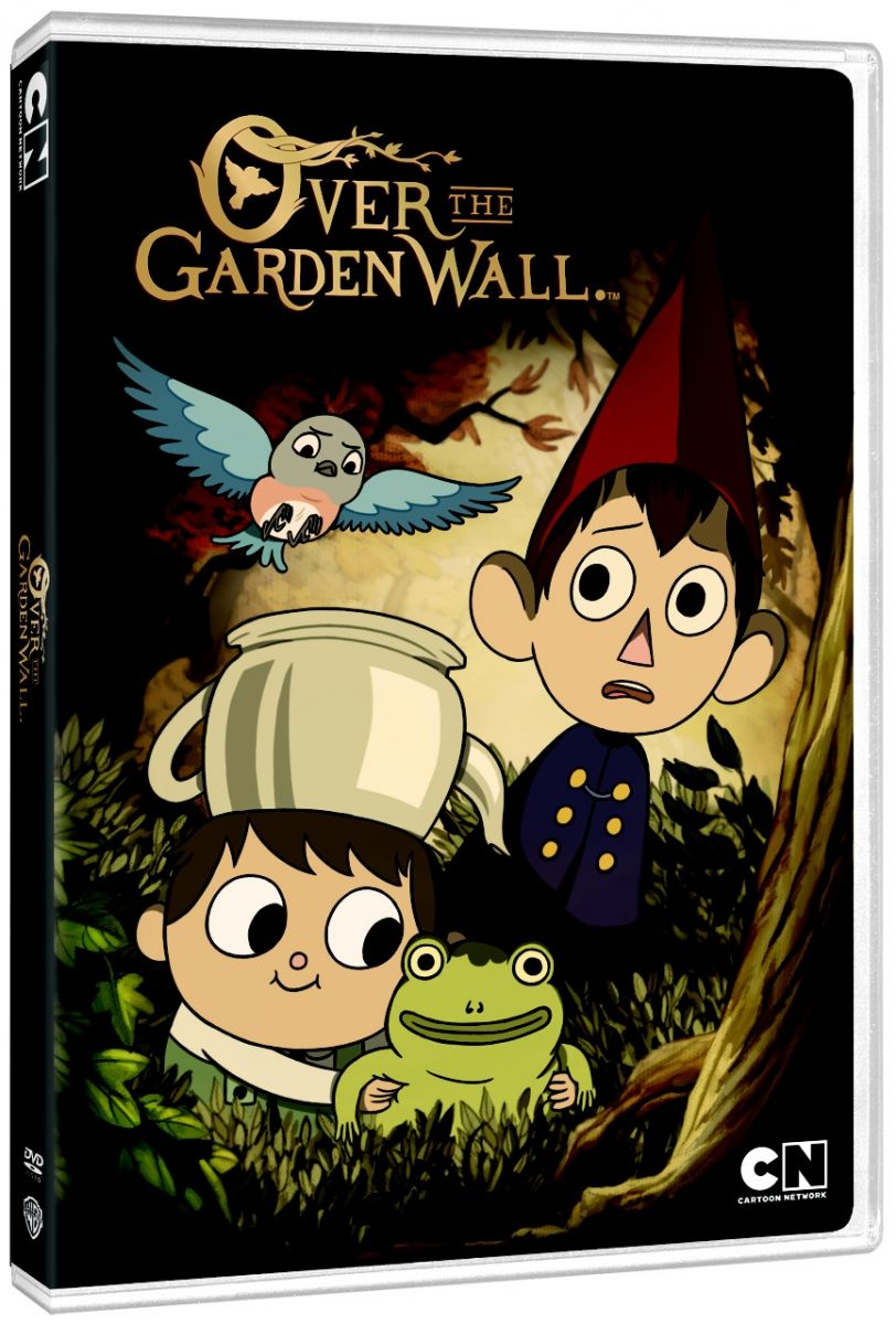Over The Garden Wall On Dvd September 8 2015 Comic Mini Series In August For Sara
