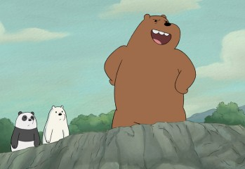 We Bare Bears Primal