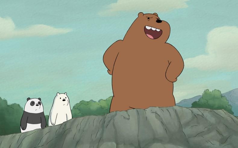We Bare Bears Primal