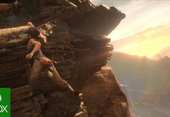 Thirteen Minutes of New Rise Of The Tomb Raider Footage