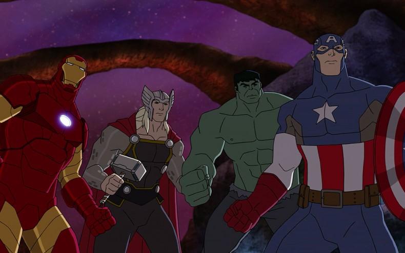 Marvel's Avengers Assemble - New Frontier