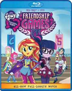 My Little Pony Equestria Girls Friendship Games